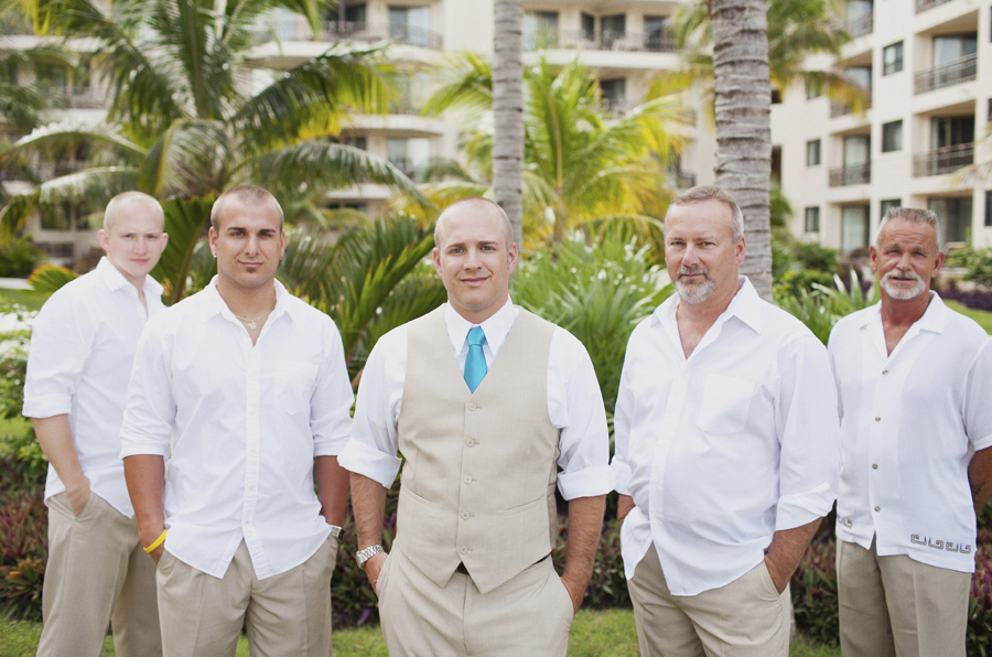 Beach Wedding Suits For Groom